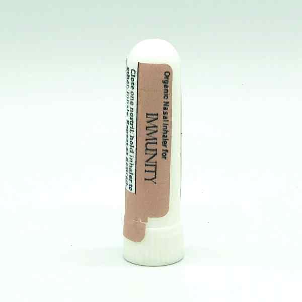 nasal inhaler for immunity