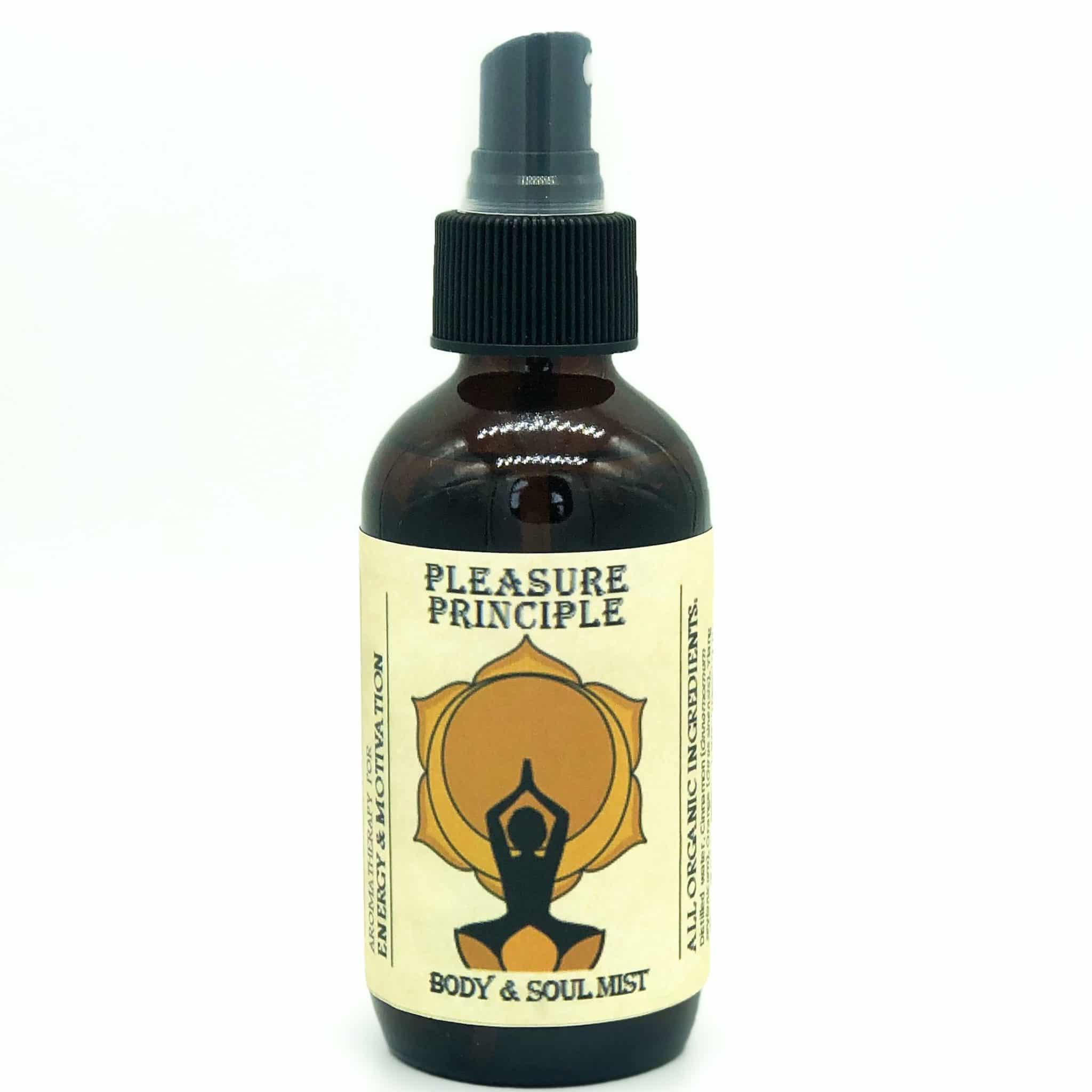 pleasure principle sacral chakra spray