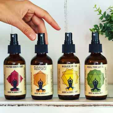 Body Mists for Emotional Healing