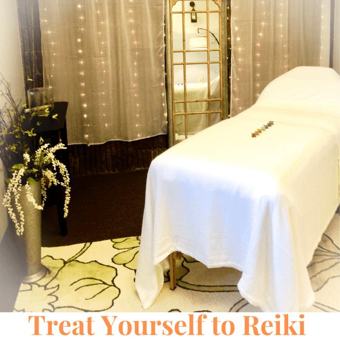 Book a Reiki Session