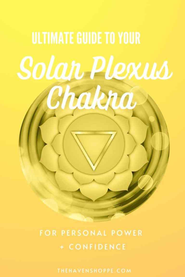 ultimate guide to your solar plexus pin