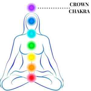 crown chakra in chakra system