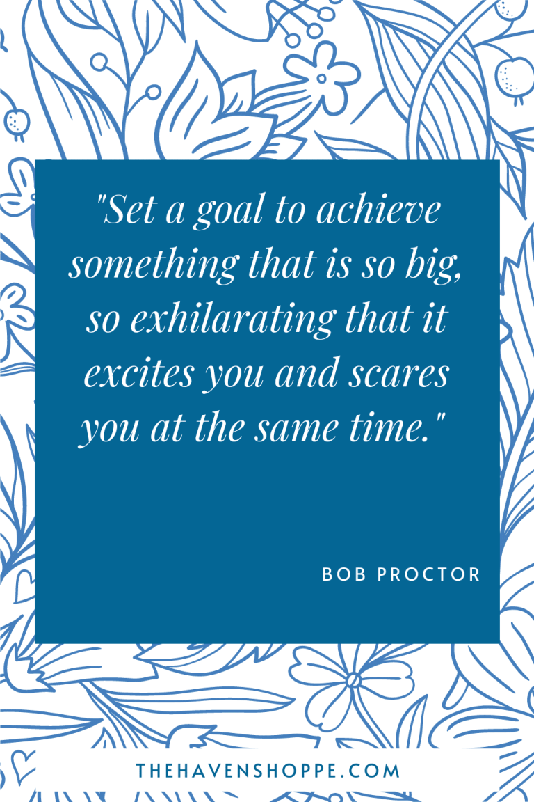 pinnable Bob Proctor quote 1