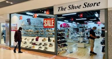 The Shoe Store- a shoe addict's dream!