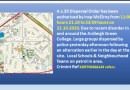 Back Our Bobbies: Dispersal order put in place around Ardleigh Green College.