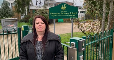 Councillor begs for more laptops as parents stop homeschooling due to lack of equipment.