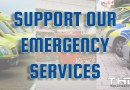 Support our Emergency Service Workers campaign. Can you donate snacks to help our 999 workers?