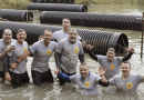 Mission Mud challenges raises more than £11,000 for hospice care.