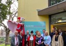 VIDEO: Harold Hill Community Hub officially opened by Mayor.