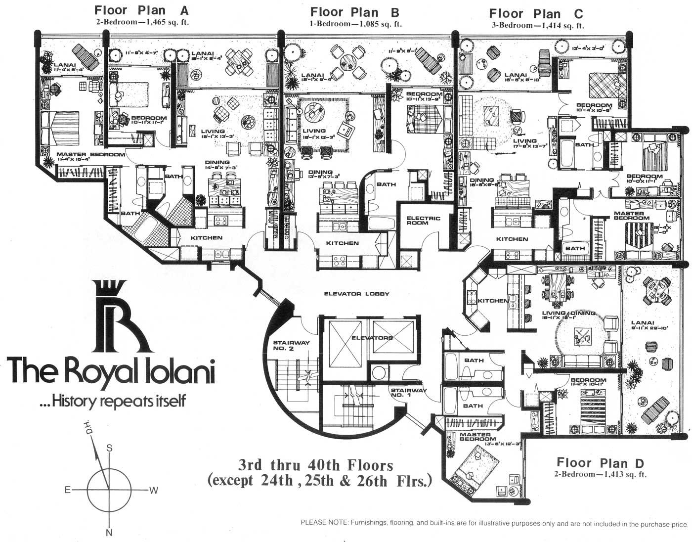 ROYAL IOLANI-The Honolulu, Hawaii State Condo Guide.com