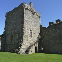 Skipness Castle and Kilbrannan Chapel