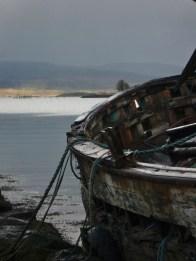 Wrecks at Salen, Mull (4)