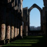 Fountains Abbey:  from simplicity to splendour