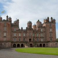 Drumlanrig Castle:  unbridled splendour