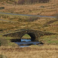 The Butter Bridge, Glen Kinglas