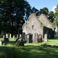Kilmorie Chapel by Loch Fyne