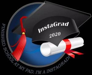Instagrad 2020 logo
