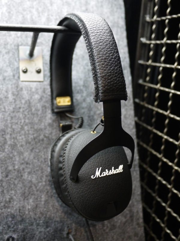 CES 2014 Headphone Coverage Part 3 Audiofly Marshall