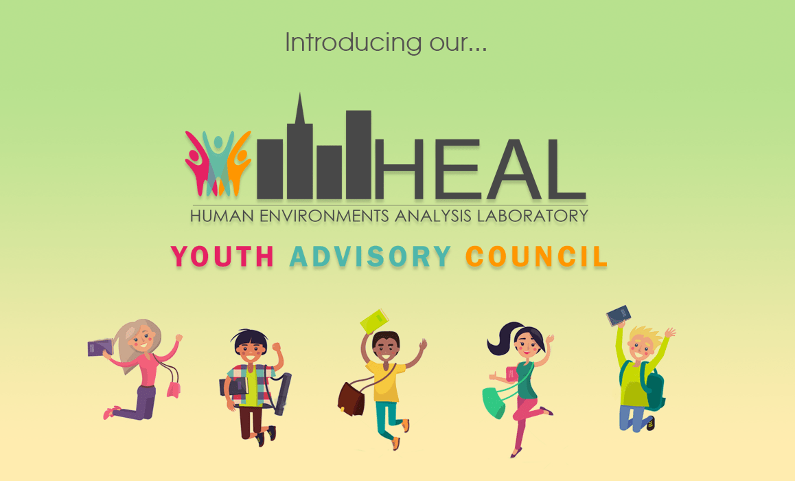 Introducing our Youth Advisory Council!