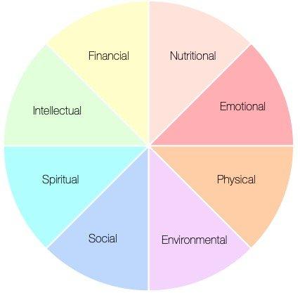 Pillars of Health diagram