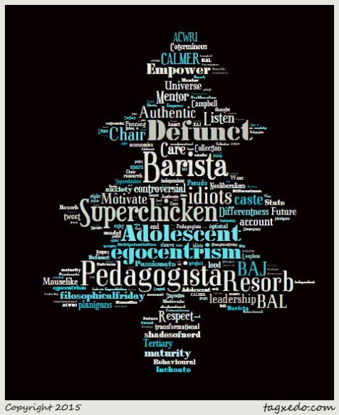 xmas wordle 2015 tree 1