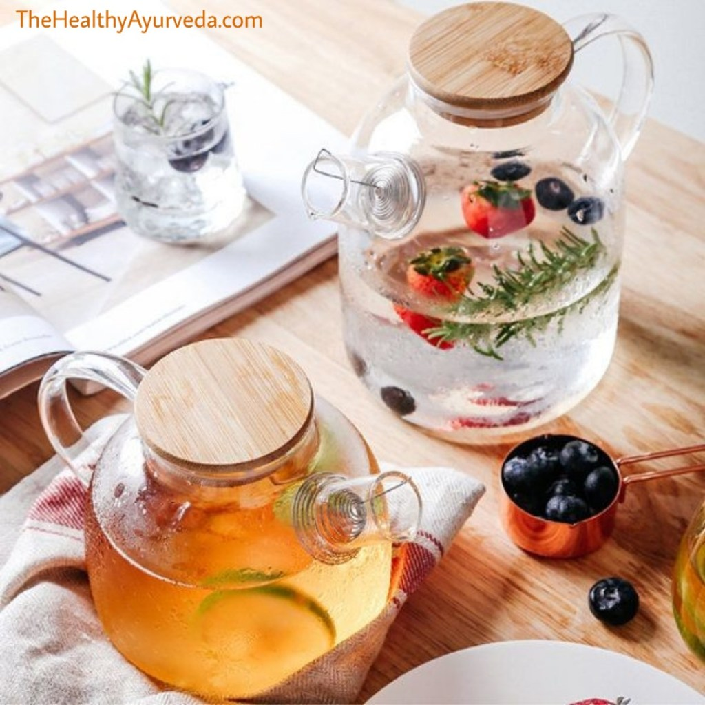 cold infusion water | hima kalpana | infused water Healthy|