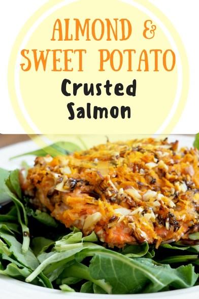 Almond & Sweet Potato