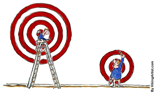 a coach can help you aim higher