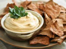 Super Creamy Smooth and Velvety Hummus