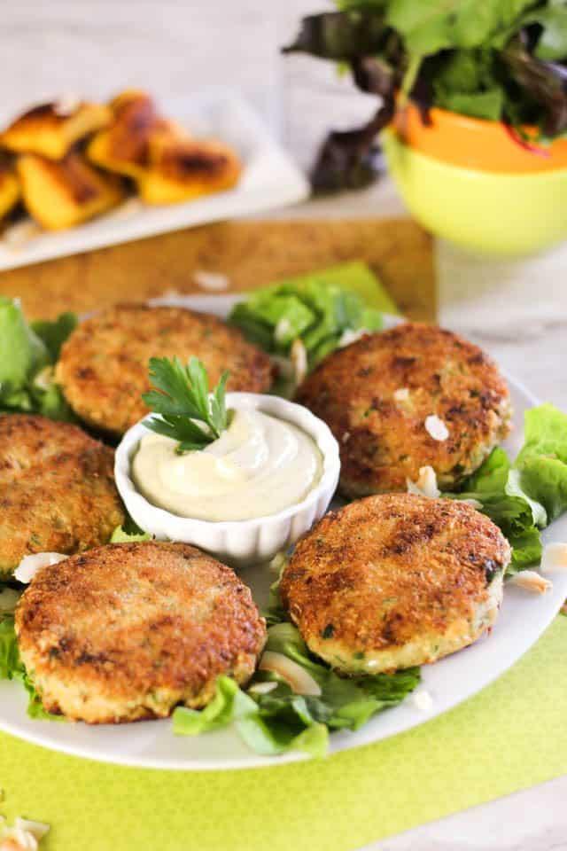 Coconut Shrimp Patties | by Sonia! The Healthy Foodie