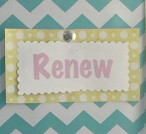 Renew Pic