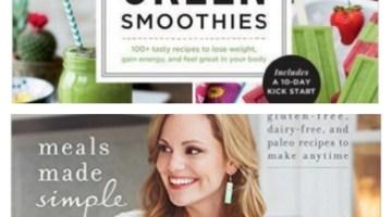 Cookbooks Pinterest