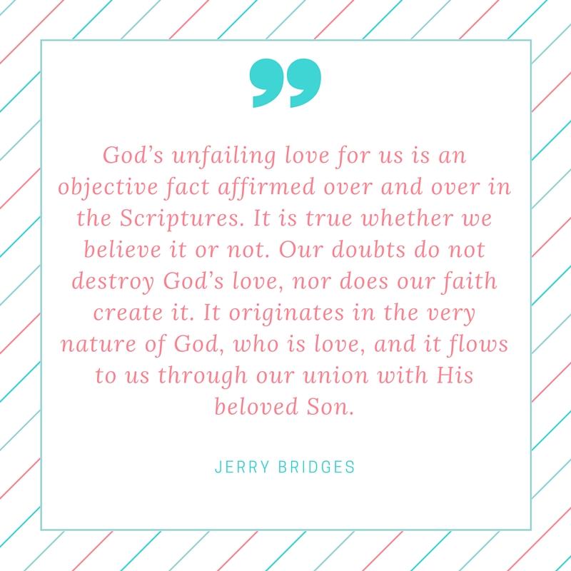 Jerry Bridges Quote