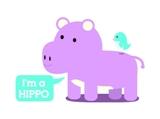 im a hippo