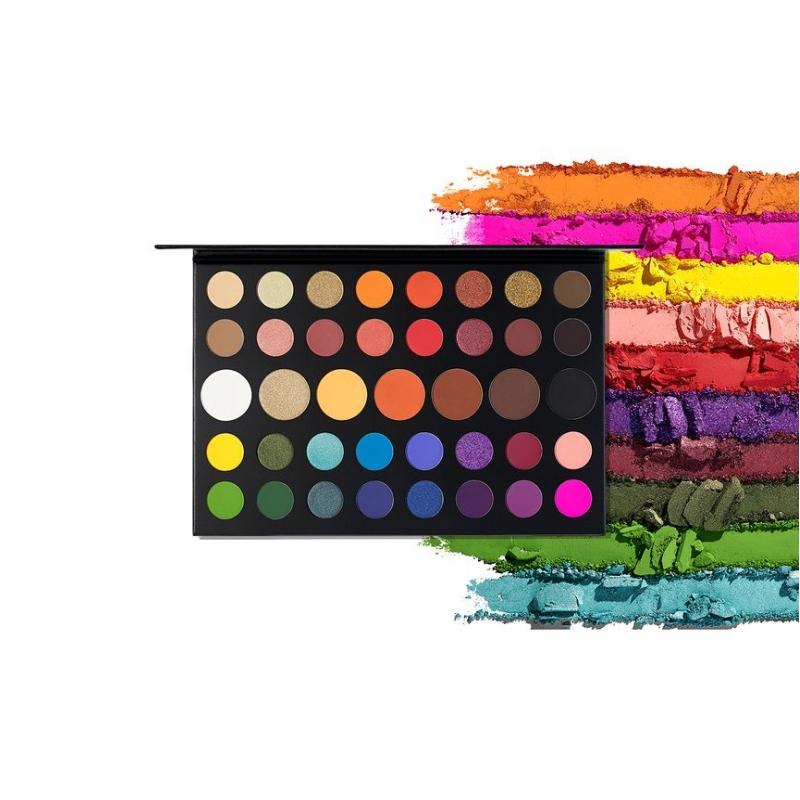 Morphe x James Charles Makeup Palette