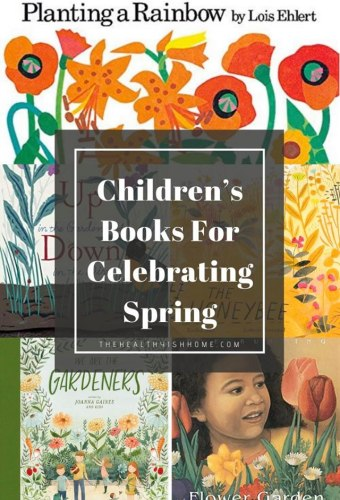 Books are an amazing way to welcome a new season. They can communicate with children what a changing season looks like and talk about the possible experiences they may have during spring.