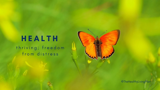 Relieve distress for better health