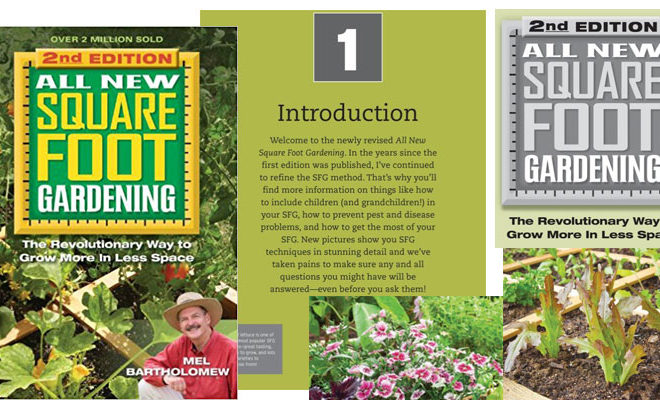 All New Square Foot Gardening II