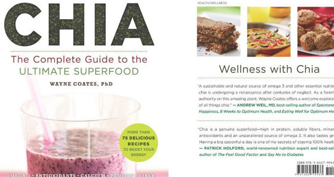 Chia The Complete Guide to the Ultimate Superfood