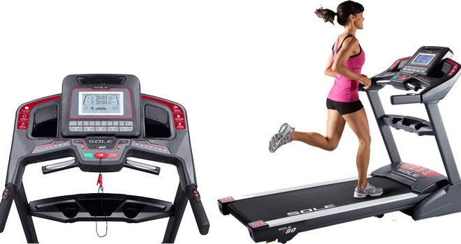 Sole Fitness F80 Treadmill 2017