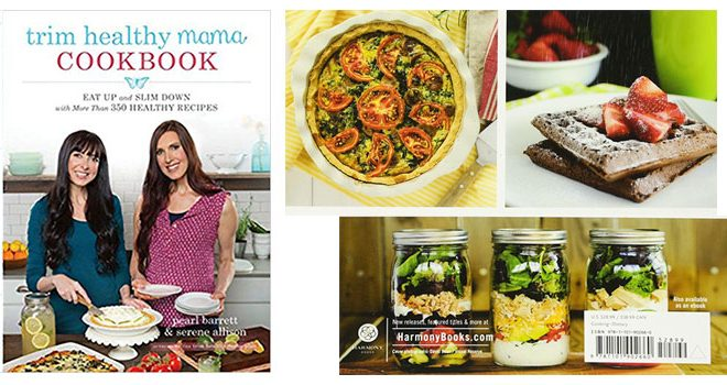 Trim Healthy Mama Cookbook