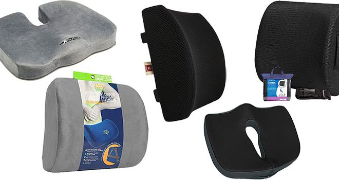 Top 5 Best Cushions for Lower Back Pain 2019