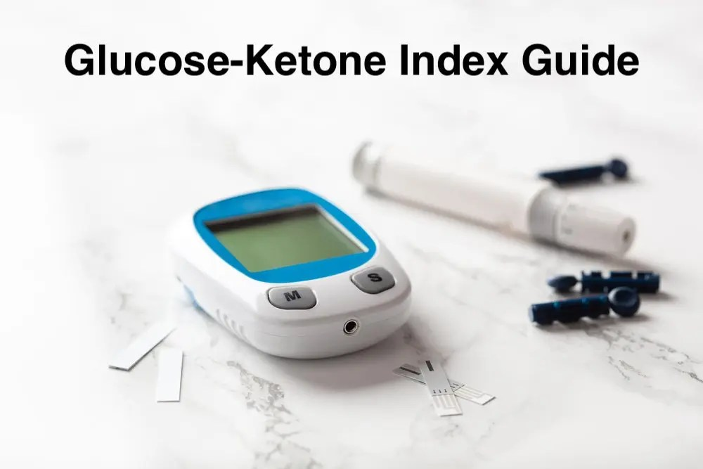glucose-ketone index guide