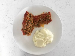 keto mini meatloaf