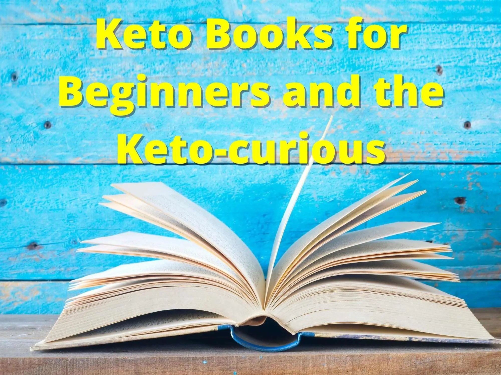 My 8 Favorite Keto Books for Beginners and the Keto-curious on Amazon