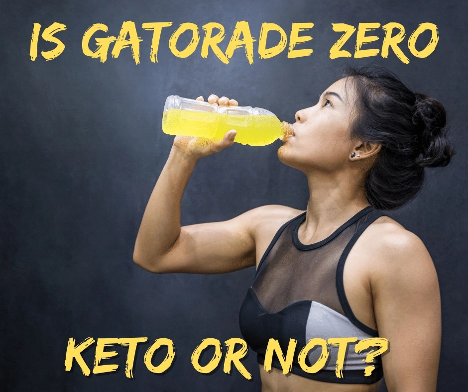 You are currently viewing An Overview: Is Gatorade Zero Keto or Not?