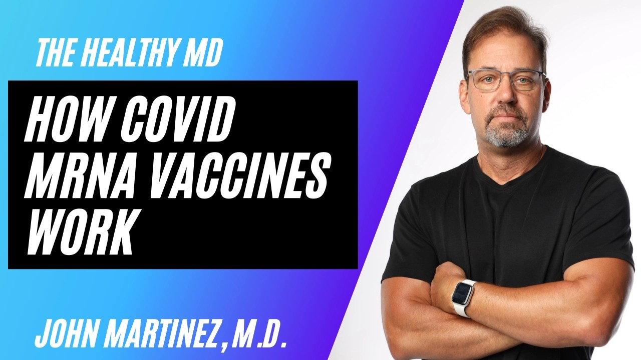Read more about the article How COVID-19 mRNA Vaccines Work