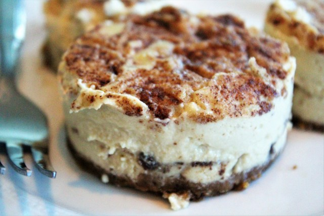 Vegan Chai Spice Cheesecake Recipe