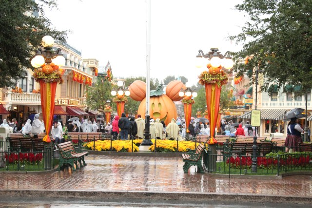 Going to Disneyland in the Rain: Packing Tips, what to do, benefits of going in the rain, and how to make the most of it!