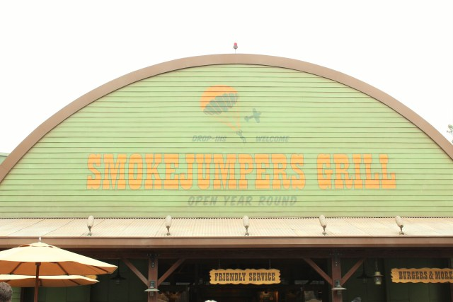 Disney Healthy Eating Guide: Smokejumpers Grill